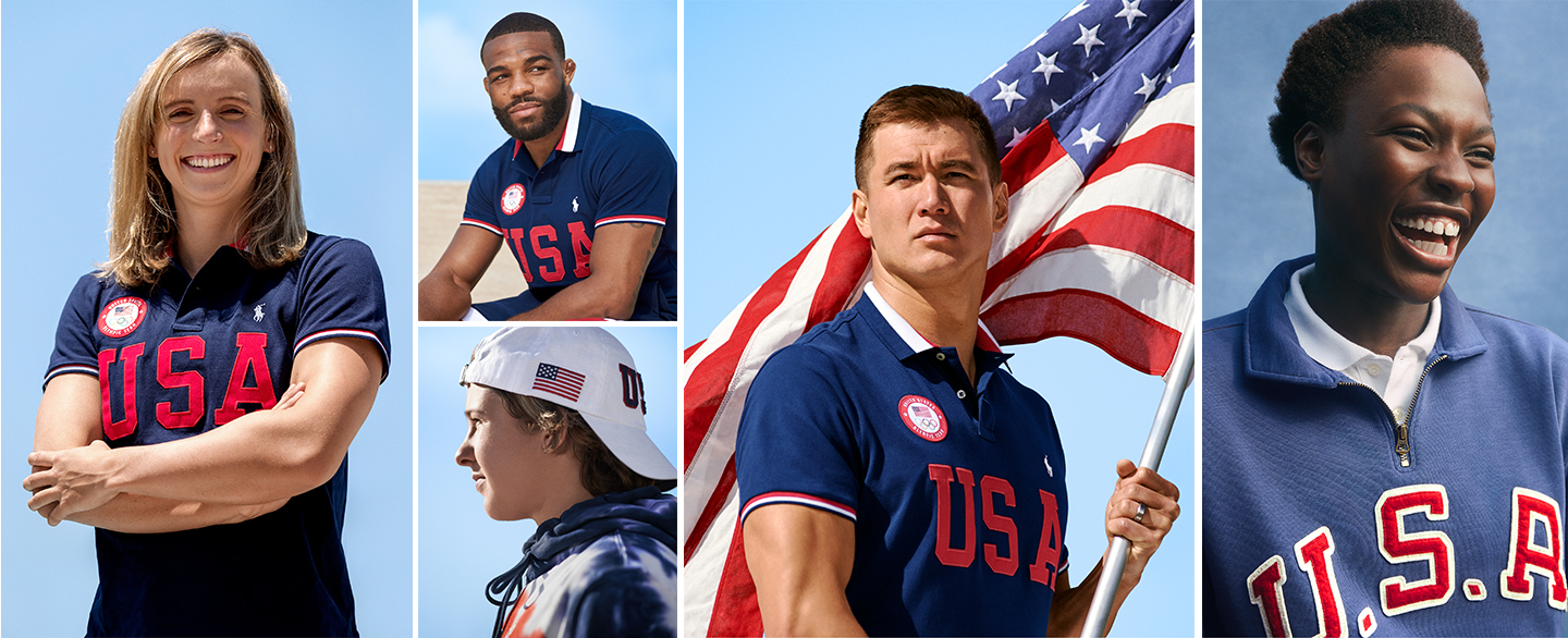 Ralph Lauren Launches Special One-Year-Out Collection to Support U.S. Olympic & Paralympic Athletes