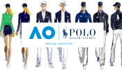 Ralph Lauren Named as Official Outfitter of the Australian Open