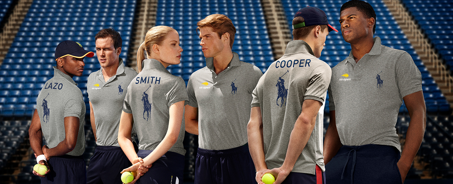 Ralph Lauren Honors New York City's Frontline Workers at the 2020 US Open Tennis Championships