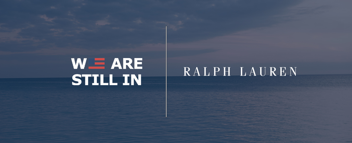 Ralph Lauren Statement on the Fifth Anniversary of the Paris Agreement